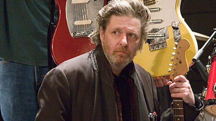 Умер гитарист Гленн Бранка