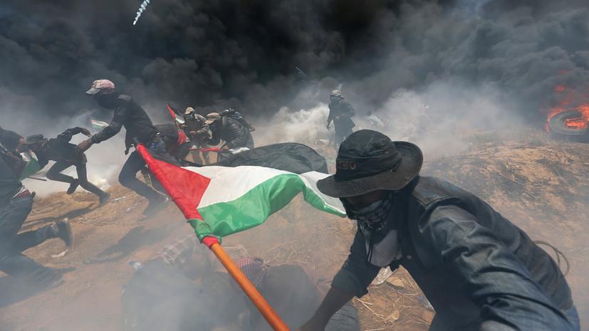 В Германии призвали Израиль соблюдать принцип пропорциональности в секторе Газа