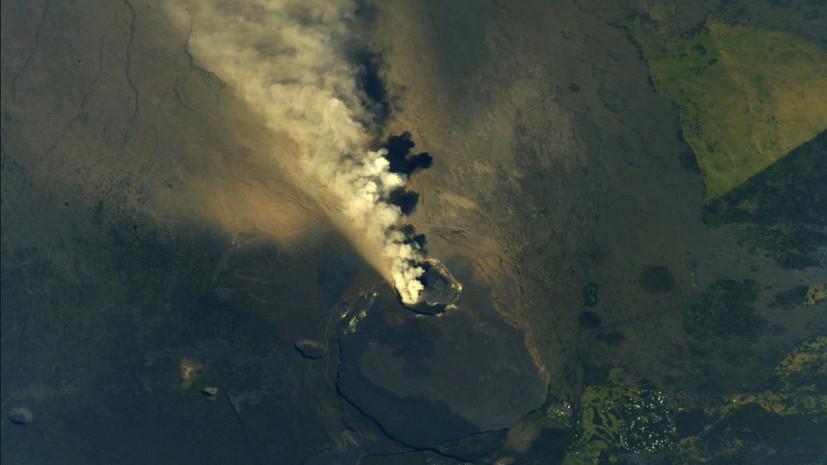 На Гавайях рассказали о финансовых потерях в связи с извержением вулкана