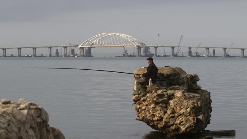 Ростуризм прогнозирует удешевление отдыха в Крыму благодаря мосту через Керченский пролив
