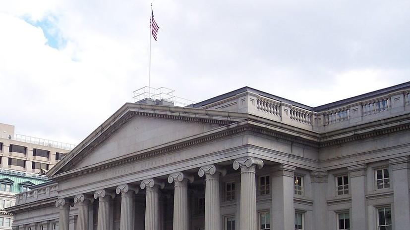 Минфин США включил в санкционные списки лиц, связанных с «Хезболлой» и КСИР