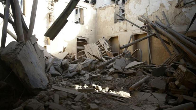 ОЗХО представила выводы миссии по инциденту в сирийском Идлибе