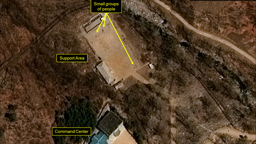 МИД России приветствует решение КНДР демонтировать ядерный полигон