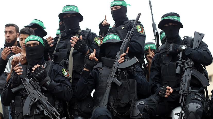 Движение ХАМАС поблагодарило Турцию за поддержку Палестины