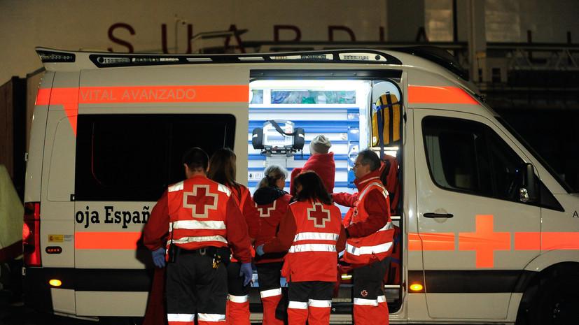 СМИ: В Испании два человека погибли при крушении лёгкого самолёта