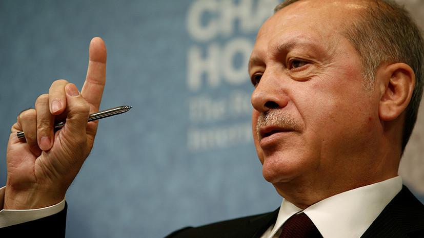 СМИ: Эрдоган обсудил с Рухани и Меркель ситуацию в секторе Газа