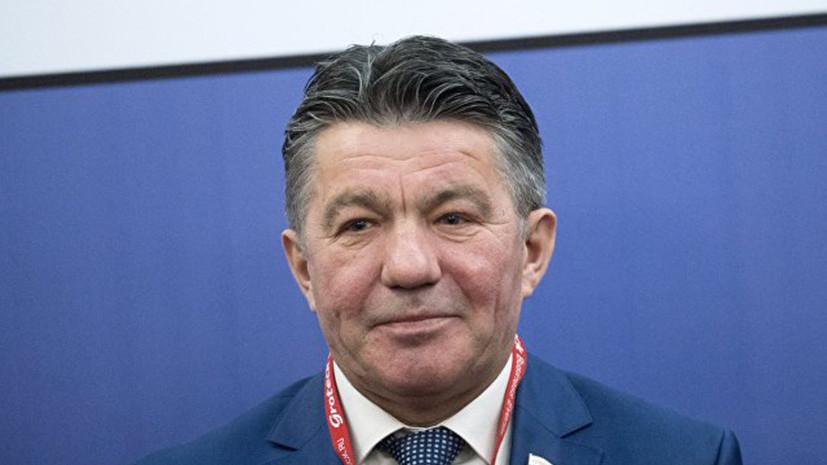 Сенатор Озеров награждён японским орденом Восходящего солнца