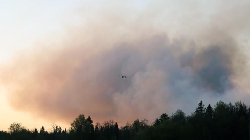 В МЧС сообщили о прекращении детонации снарядов на месте пожара в Удму