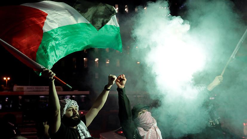 Южная Корея призвала к мирному урегулированию ситуации с протестами в секторе Газа