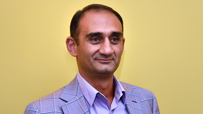Председатель Комитета государственных доходов Армении подал в отставку