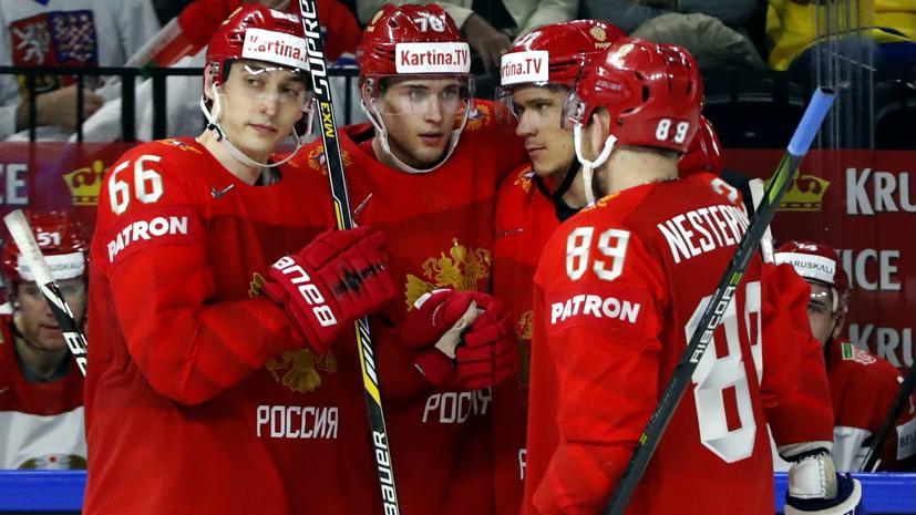 «Сборная России на ЧМ по хоккею значительно сильнее, чем на Олимпиаде»: Юдин о четвертьфинале Россия — Канада