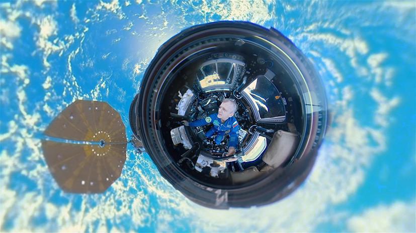 RT покажет первое панорамное видео из космоса на фестивале в Швеции