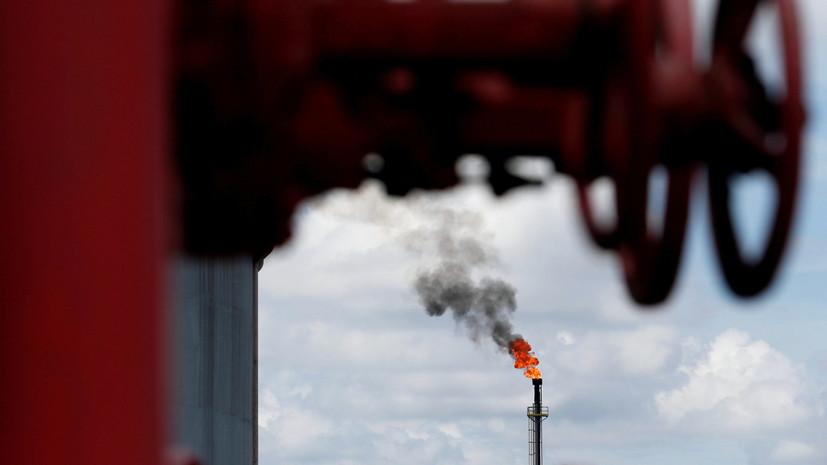 Цена на нефть марки Brent превысила $80 за баррель