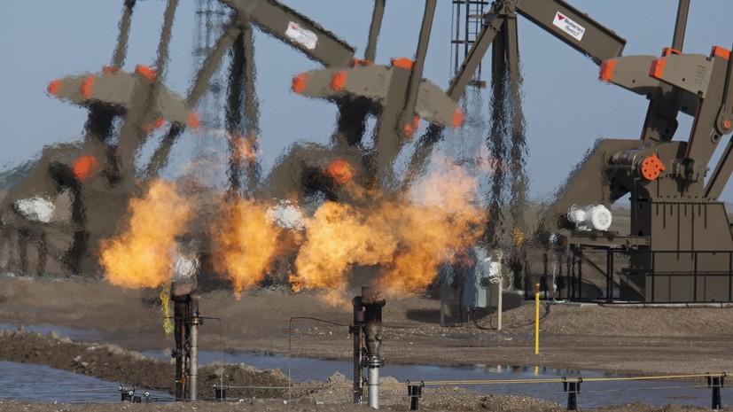 Рост на новостях: нефтяные цены побили рекорд 2014 года и превысили $80 за баррель