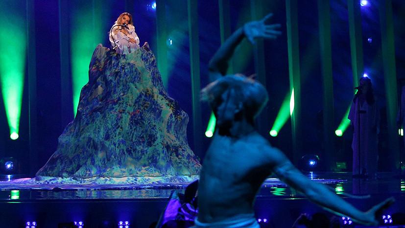 Самойлова рассказала о критике в её адрес из-за участия в Евровидении