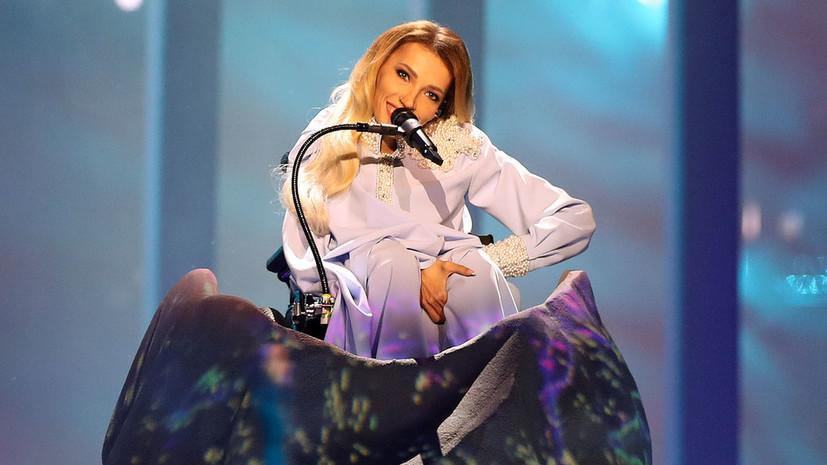 Самойлова сказала, кого бы отправила на Евровидение в 2019 году