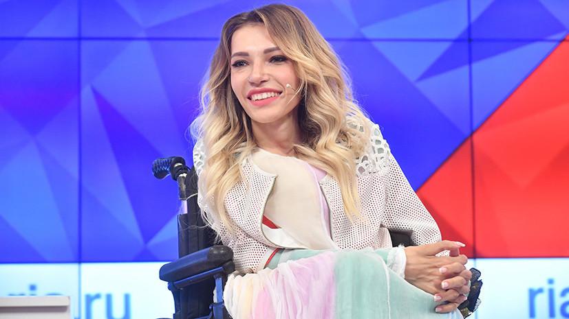 Самойлова рассказала, что думала отказаться от участия в Евровидении