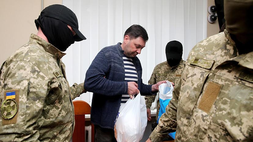 «Сделали выводы до окончания обыска»: суд арестовал главу РИА Новости Украина на 60 суток