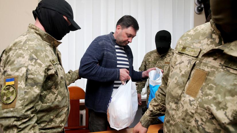 Председатель СПЧ прокомментировал арест главы РИА Новости Украина Вышинского