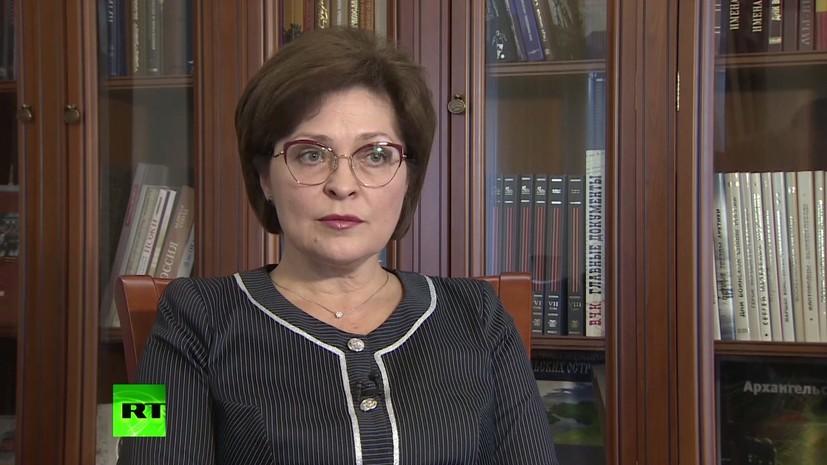 В МВД России разъяснили ситуацию с получением гражданства 82-летней блокадницей