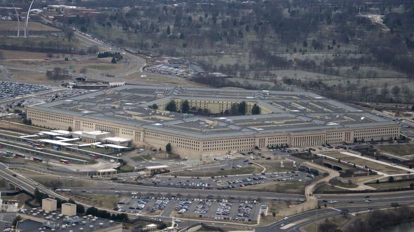 В Пентагоне прокомментировали усиление охраны посольств США в ряде стран