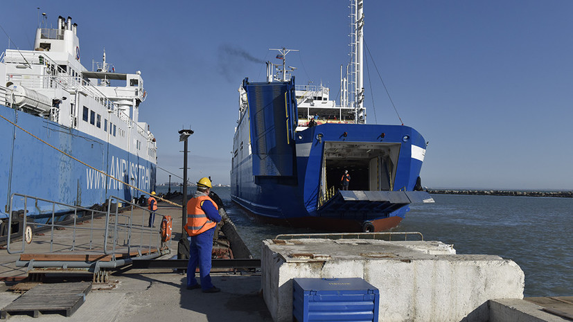 Оператор Керченской переправы планирует сократить штат из-за открытия Крымского моста