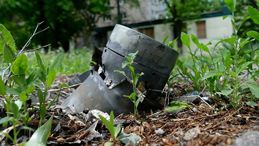 В ДНР сообщили о гибели военнослужащих НАТО на минном поле под Авдеевкой