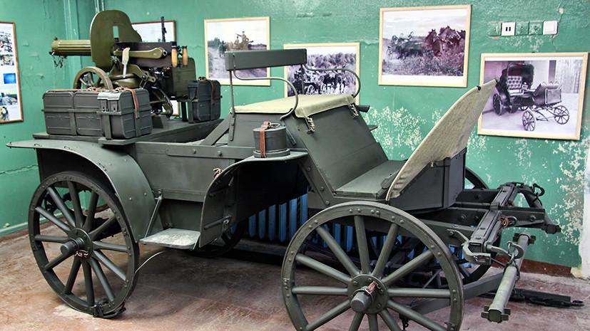 «Грозное оружие»: какую роль в сражениях Гражданской войны в России сыграли мобильные пулемётные расчёты