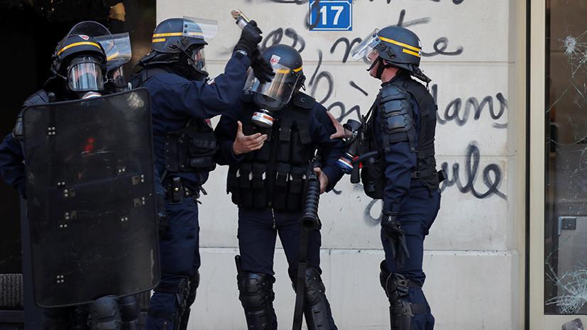 Во Франции предотвратили новый теракт