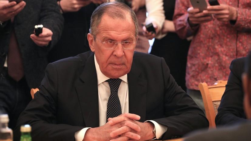 Лавров рассказал о возвращении товарооборота между Россией и ЕС к росту