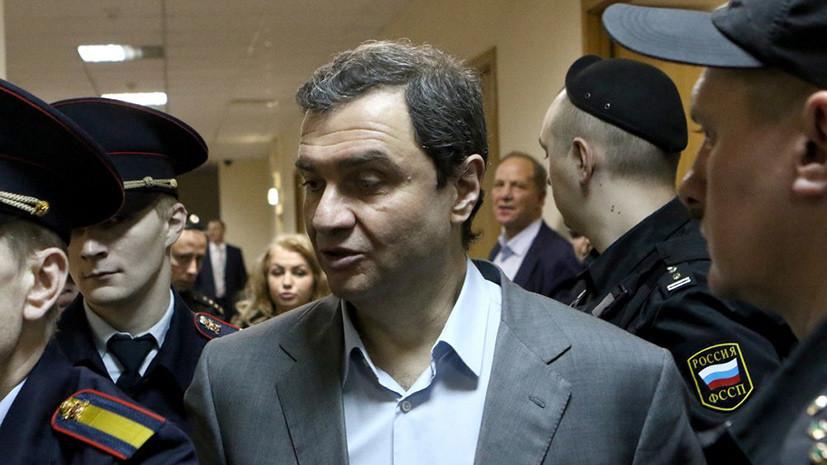 СК требует арестовать экс-замминистра культуры Пирумова по делу о хищениях