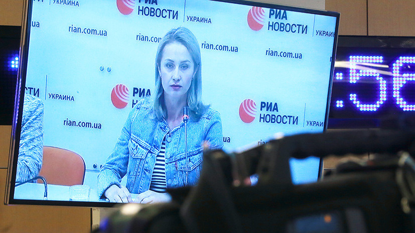 Жена Вышинского заявила, что ему не разрешают видеться с родными