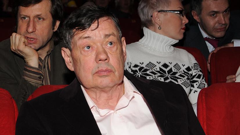 Сын Караченцова сообщил о возвращении отца после лечения в Израиле