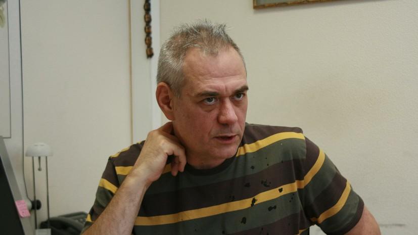 Доренко прокомментировал арест главы РИА Новости Украина Вышинского