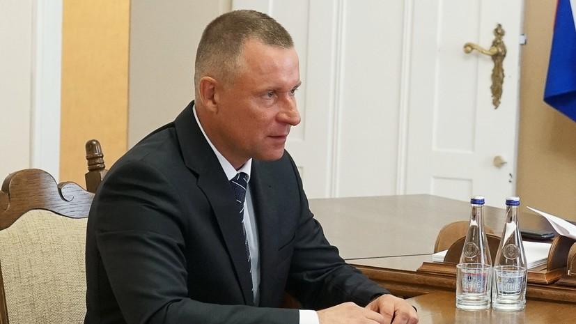 Медведев предложил на пост главы МЧС Евгения Зиничева