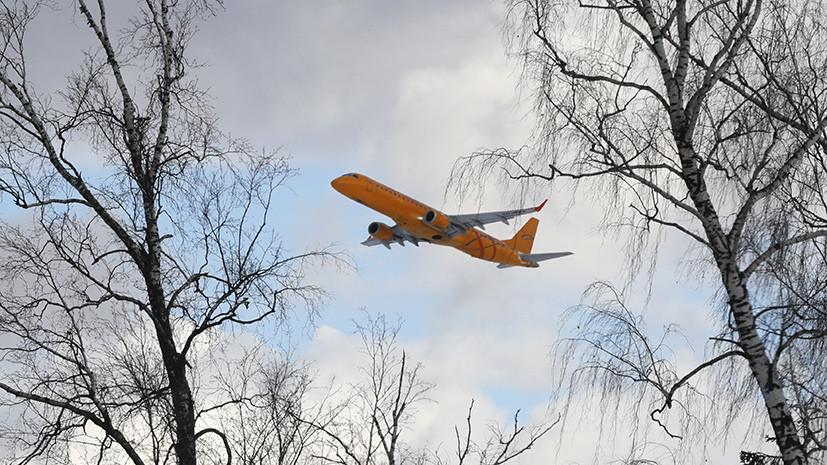 «Саратовские авиалинии» заявили об устранении всех замечаний