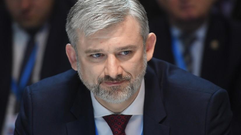 Медведев предложил назначить Дитриха на пост главы Минтранса