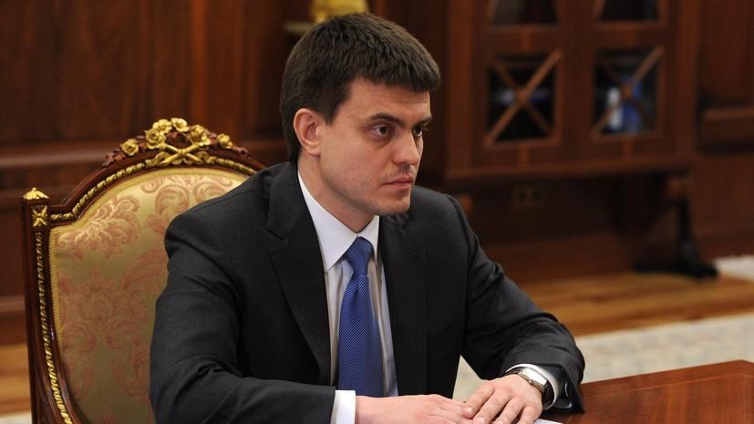 Медведев предложил назначить министром науки и высшего образования Котюкова