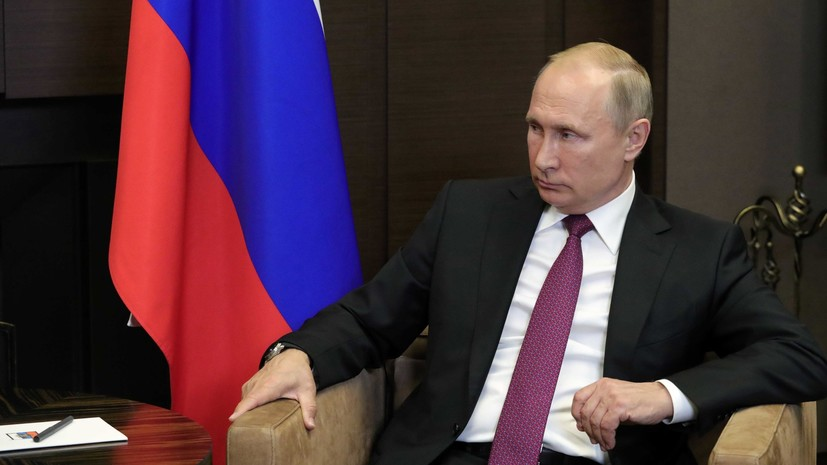 Путин подпишет указ о назначениях членов нового кабмина 18 мая