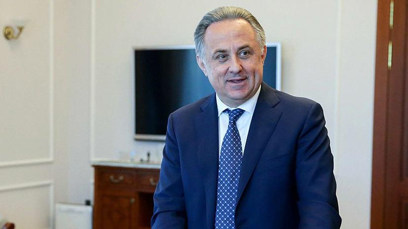 Медведев предложил назначить Мутко вице-премьером по строительству