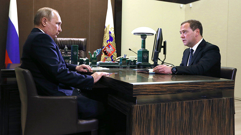 Названы кандидаты в новый состав кабинета министров России