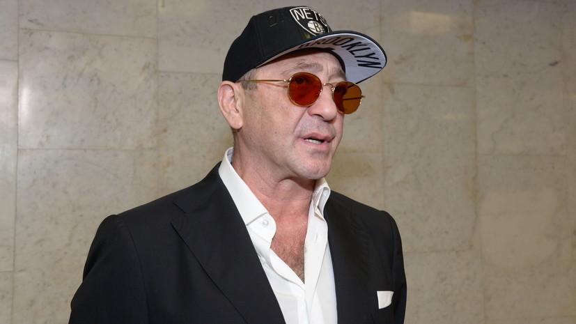 СМИ сообщили о госпитализации Григория Лепса