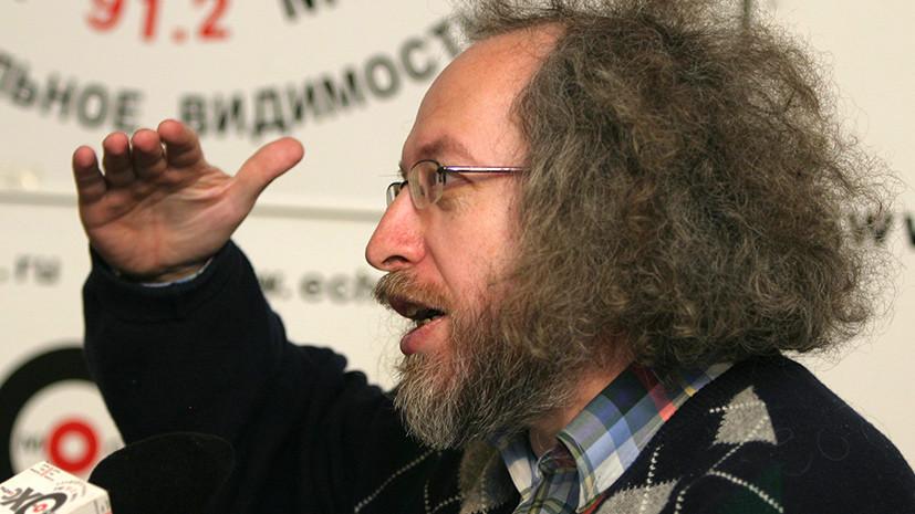Венедиктов прокомментировал арест главы РИА Новости Украина Вышинского