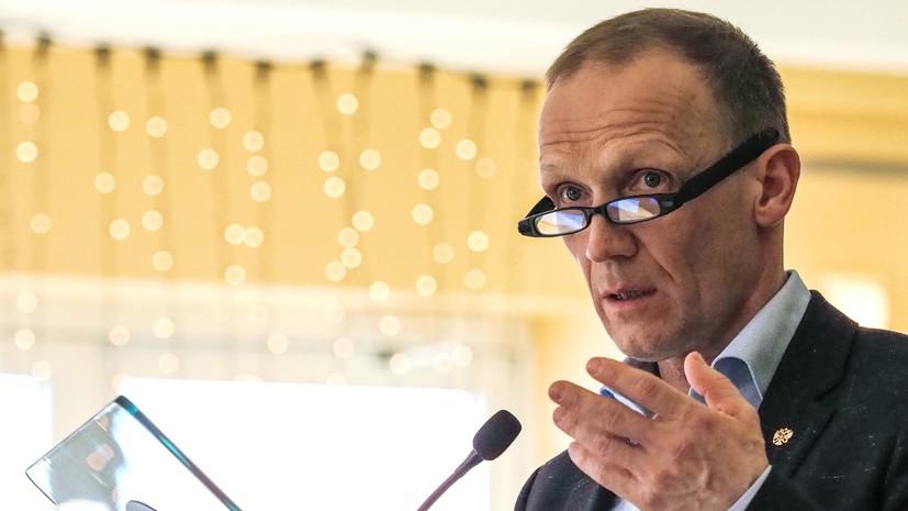 Драчёв избран президентом Союза биатлонистов России