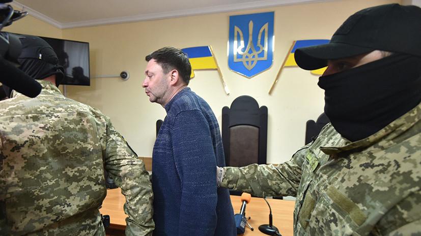 Киселёв назвал дикостью ситуацию с журналистом Кириллом Вышинским
