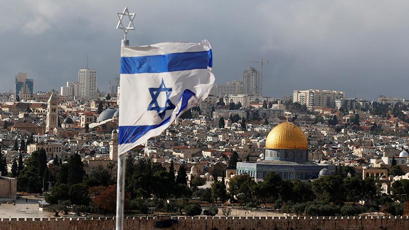 Израиль отверг решение ООН по расследованию гибели палестинцев в секторе Газа
