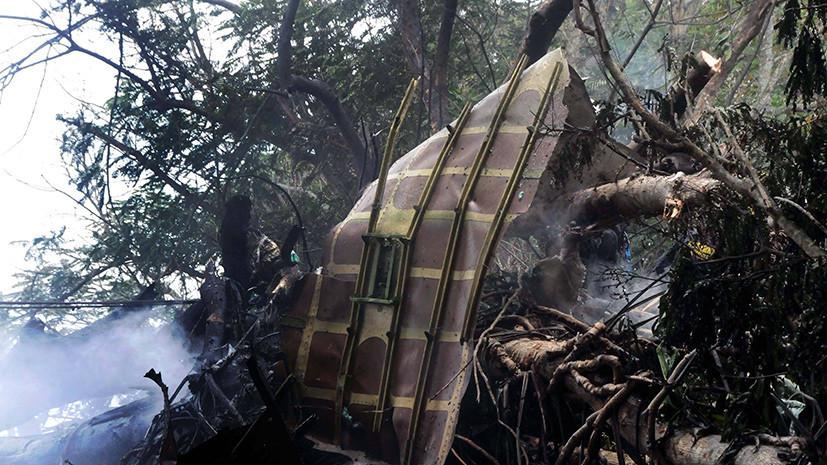 Врачи рассказали о состоянии пострадавших в результате крушения самолёта на Кубе