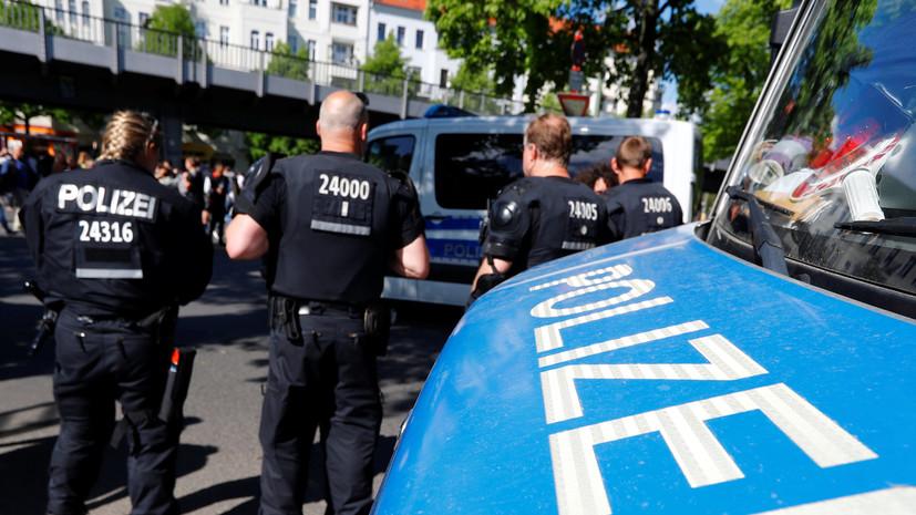 Два человека погибли при стрельбе на юго-западе Германии