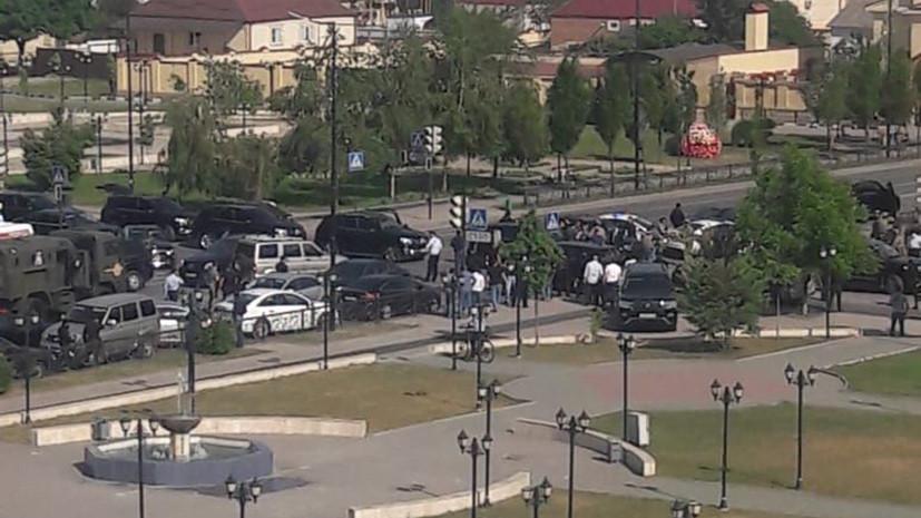 СК возбудил дело после нападения боевиков на церковь в Грозном