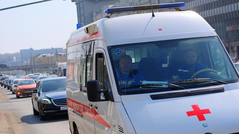 В Москве на Дмитровском шоссе водитель автомобиля насмерть сбил пешехода